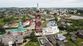 aziz : Church of Intercession of the Holy Virgin and Church of St. Nikita Martyr