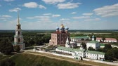 ortodoxie : View of the Kremlin and Cathedral in Ryazan at summer day, Russia