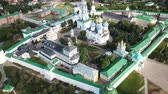 ortodoxo : Panoramic aerial view of Trinity-Sergius Lavra in Sergiev Posad
