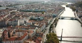 lyon : Rhone and Saone, France
