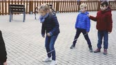 ifjabb : Playing chinese jump rope