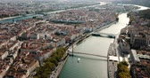 lyon : Rhone and Saone rivers