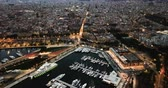 Sailing of the city of Barcelona