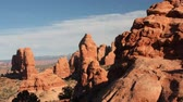 sal : Beautiful view of Arches National Park
