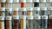 приправа : Beautiful Spices in a Spice Rack