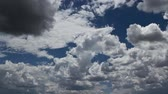 orage : Grand Lapse Clouds Temps