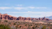 sal : North window arch at Arches National Park Utah