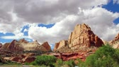 burr : The Capitol at Capitol Reef National Park