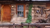античный : Western Log Home Steadicam
