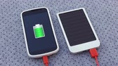 fotovoltaik : Solar Cell Phone Charger With Original Battery Animation