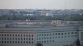 obrana : Closeup of the Pentagon building in Washington DC, USA. Dostupné videozáznamy