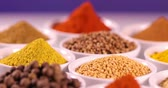curry : Aromatic spices, Still Life background