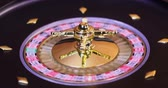 risque : Classic casino roulette wheel