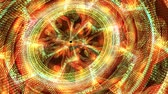 psicodélico : A psychedelic technological vortex shows a vacuum of energy pulling matter into its black hole.