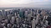 handheld : Midtown Manhattan from Empire Stock Footage