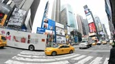 new york : NEW YORK CITY? JUNE 2013: People walk INTIMES Square. New York attracts 50 million people annually