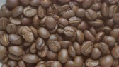 quadro negro : Roasted coffee beans