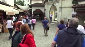 typical : Tourists in Safranbolu, 31.05.2014, Turkey, Safranbolu