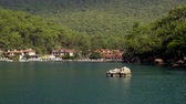 marmaris : View of the coast of Marmaris, Turkey