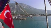 marmaris : View of coastline near city of Marmaris,  Turkey, Marmaris