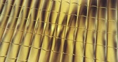 alaşım : gold foil tiles texture seamless loop background 3D rendering