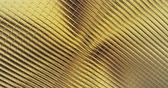 箔 : gold foil tiles texture seamless loop background 3D rendering