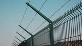 esgrima : Steel Welded Solar Power Plant Security Solar. Mesh Fence. Fencing the territory on which the solar power elements.
