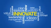 logotipo : Innovate Stock Footage