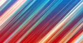 Abstract Lines Background with Colorful Gradient Combination
