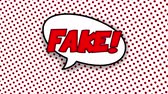 comic boom : Fake text in speech balloon in comic style animation, 4K retro cartoon comics animation on green screen, special offer, sale, discount and percentages