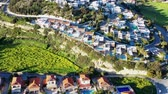 cypriot : Flying over Pissouri village. Limassol District, Cyprus