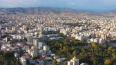 chipre : Aerial view of Limassol cityscape. Cyprus