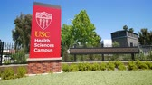США : Los Angels, JUN 9: University of Southern California Health Sciences Campus on JUN 9, 2018 at Los Angeles, California