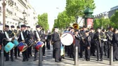 paryż : France, MAY 7: Veterans Day at Paris, France on MAY 7, 2018 at Paris, France