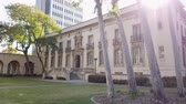 unido : Los Angeles, MAY 24: Exterior view of a beautiful building in Caltech on MAY 24, 2019 at Los Angeles, California