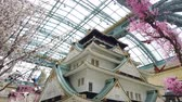 kasino : Las Vegas, APR 28: Special Japanese spring display in Bellagio Conservatory & Botanical Gardens on APR 28, 2019 at Las Vegas, Nevada
