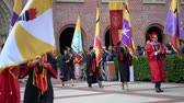 univerzita : Los Angeles, MAY 10: Graduation Ceremony of University of Southern California on MAY 10, 2019 at Los Angeles, California