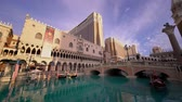 kasino : Las Vegas, SEP 25: Afternoon exterior view of the Venetian Casino Hotel on SEP 25, 2019 at Las Vegas, Nevada