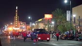 nevada : Henderson, DEC 14: Night view of the WinterFest parade on DEC 14, 2019 at Henderson, Nevada