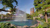 exteriors : Las Vegas, JAN 10: Afternoon exterior view of the fountain of Wynn on JAN 10, 2020 at Las Vegas, Nevada