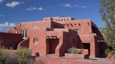 Mooie Painted Desert Inn van Petrified Forest National Park in Arizona