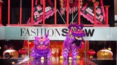 galerie marchande : Las Vegas, JAN 26:  Chinese New Year celebration in the Fashion Show shopping mall on JAN 26, 2020 at Las Vegas, Nevada