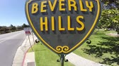 wealthy : Beverly Hills Sign