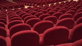 음악 : Red chairs of the empty theater