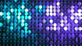 visszatükröző : Blue and purple sparkles shining reflective background. Abstract kinetic glitter wall moving. Night club decoration. Can be used as transitions, added to modern projects,art backgrounds.