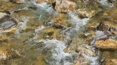 fúria : Rocks and water Stock Footage