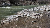 romance : Rocks and river - Colorado Wideo