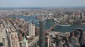 neuf : New York City de l'Observatoire de One World Vidéos Libres De Droits