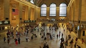 neuf : Grand Central Terminal - New York City Vidéos Libres De Droits