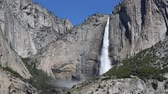 canyon : Upper Yosemite Fall, California